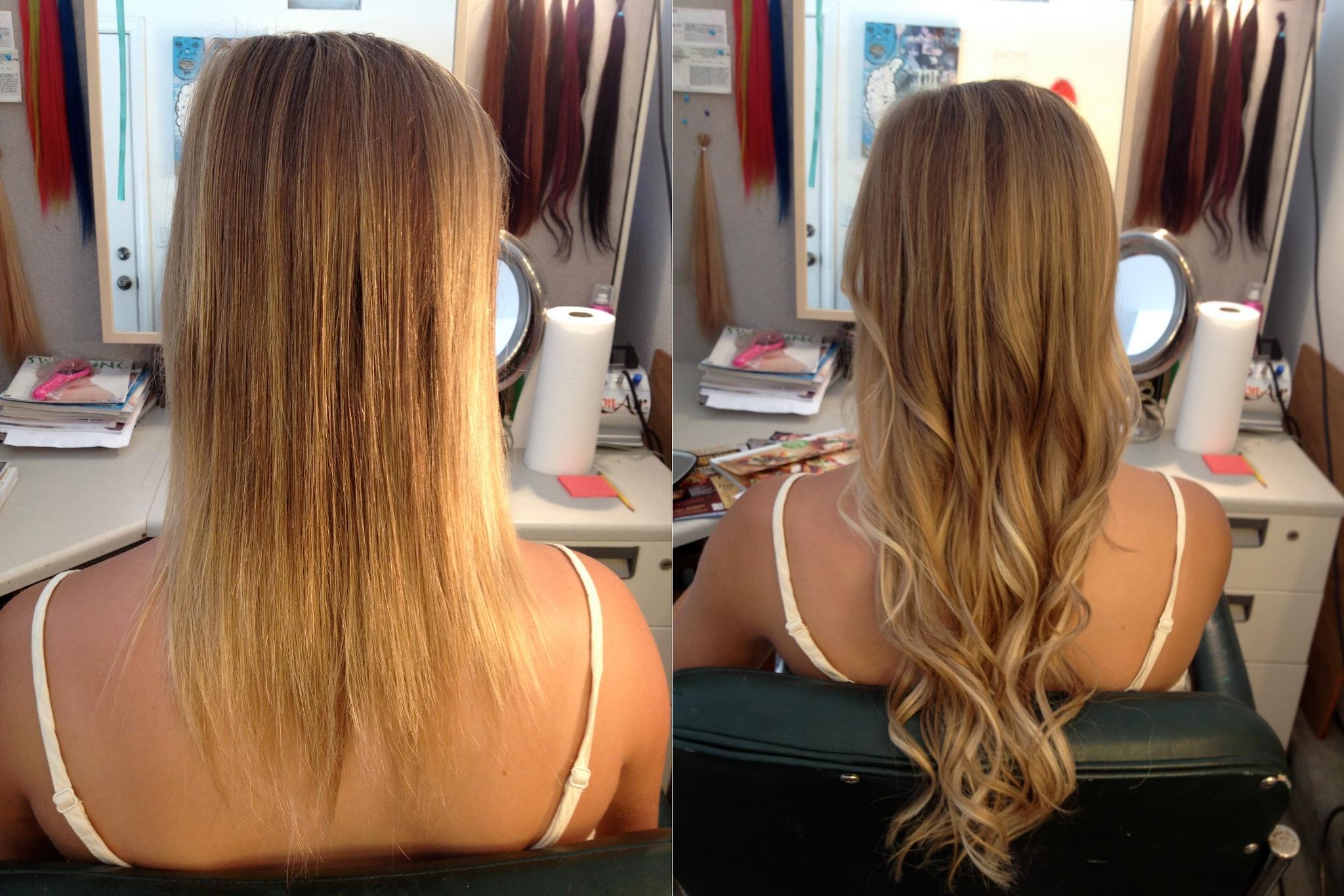 öncesi sonrası saç kaynak