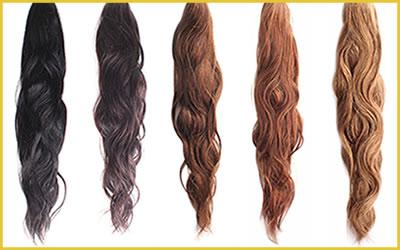 Saçın Doğal mı Yoksa Sentetik mi Olduğu Nasıl Anlaşılır
