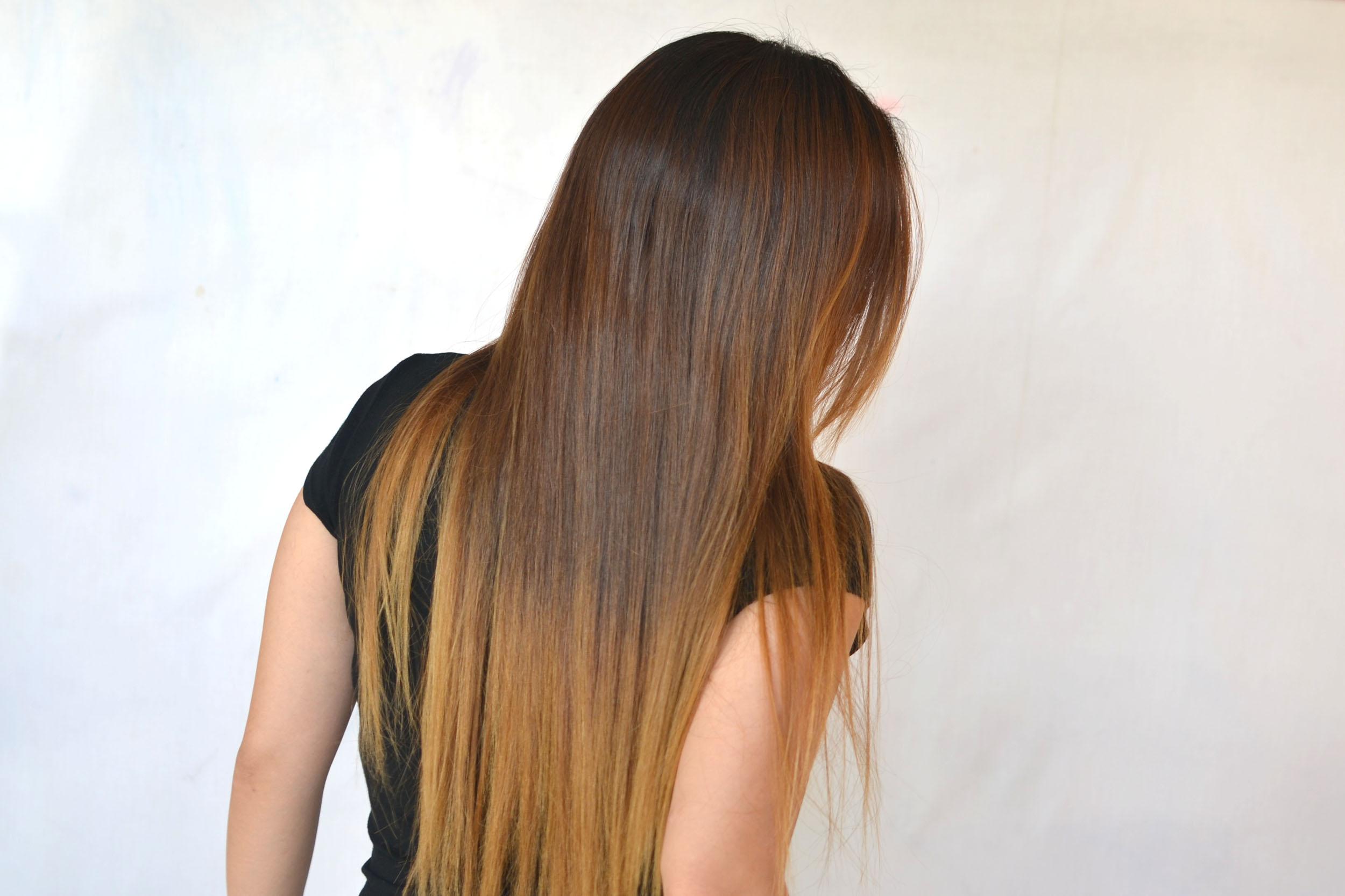 doğal görünümlü saç kaynak