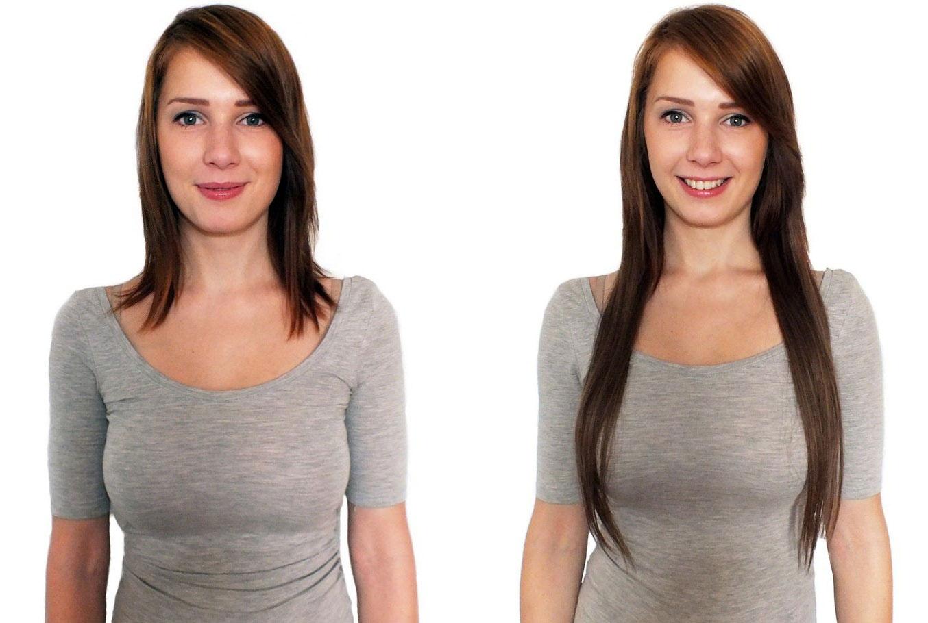 Görünmez Saç Kaynak Uygulaması