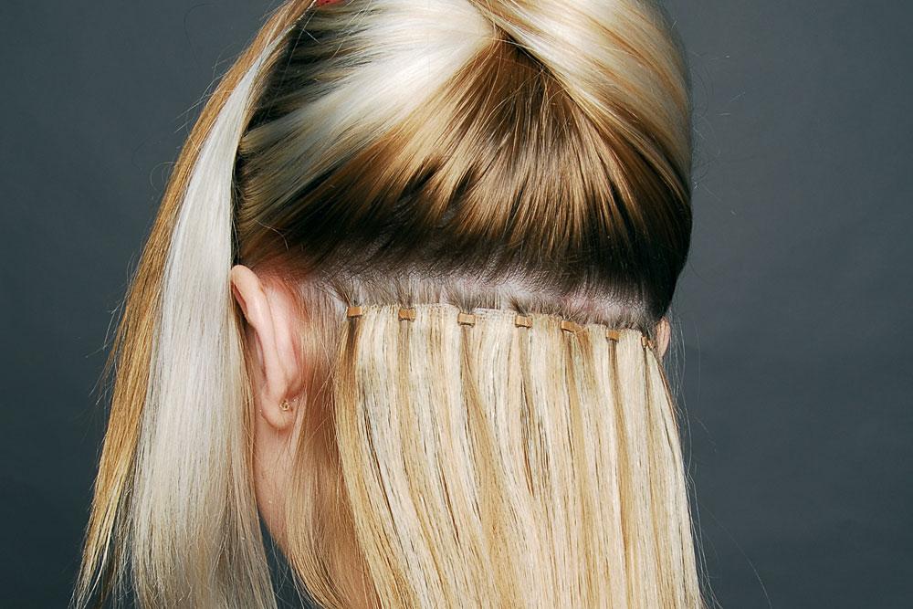 Yanmış Saça Saç Kaynak