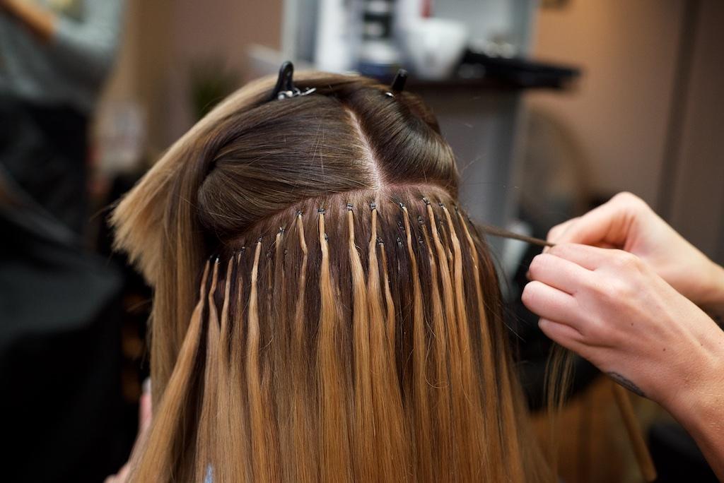 Keratin Kaynaklı Saça Entele Kullanılır mı?